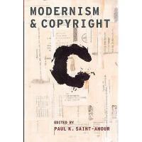 【预订】Modernism and Copyright