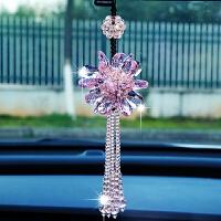 车载挂饰后视镜水晶吊饰吊坠汽车挂件车内饰品摆件