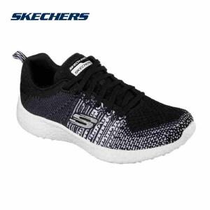 Skechers/斯凯奇运动系列女鞋 轻量时尚系带跑步鞋 训练鞋12437C