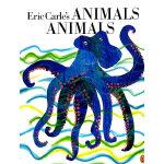 Eric Carle's Animals 艾瑞 卡尔的动物 ISBN9780698118553