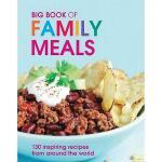 【预订】Big Book of Family Meals: 130 Inspiring Recipes from