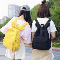 书包女韩版原宿ulzzang大高中学生背包少女可爱防水ins双肩包