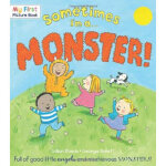 【正版直发】Sometimes I'm a Monster Gillian Shields,Georgie Birke