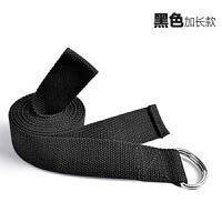 加长瑜伽伸展带拉筋拉力拉伸带子瑜珈挂绳愈加空中辅助用品