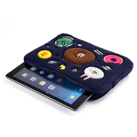 苹果iPad平板电脑air2内胆包1/5/6迷你pro9.7寸12.9保护套mini4/3