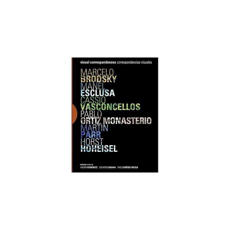 【预订】Visual Correspondences/Correspondencias Visuales 美国库房发货,通常付款后3-5周到货!