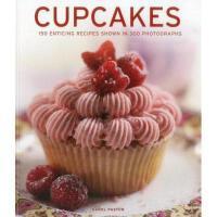 【预订】Cupcakes: 150 Enticing Recipes Shown in 300