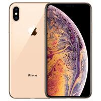 【当当自营】Apple 苹果 iPhone XS Max (A2104) 64GB 金色 移动联通电信4G手机 双卡双