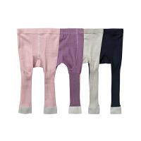 戴维贝拉春裤子 女童弹力打底裤 5色DB1146-N