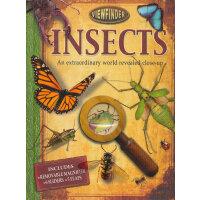 Viewfinder: Insects 视觉大发现:昆虫(平装大开本) ISBN9781607100270