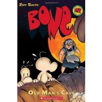 Bone Volume 6: Old Man's Cave 英文原版漫画 骨头历险记6:老人洞