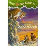 【预订】Magic Tree House #7: Sunset of the Sabertooth