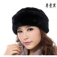 冬季韩版时尚保暖贝雷帽 女士帽子款 秋冬天男士帽子