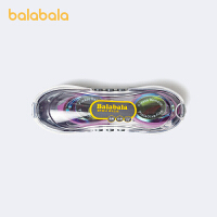 巴拉巴拉儿童眼镜泳镜女童时尚泳具防起雾游泳镜中大童可调节洋气夏
