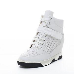 Teenmix/天美意专柜同款牛皮女休闲靴6S562DZ6