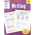 【满99减30】【三年级写作】学乐成功系列 Scholastic Success with Writing Grade
