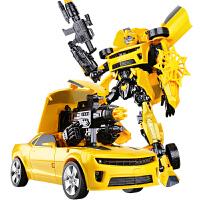 【45cm大黄蜂】变形玩具汽车机器人加大模型玩具
