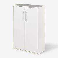 好事达 书柜书架储物多格柜子带门组合收纳柜 忆林带门柜 1235