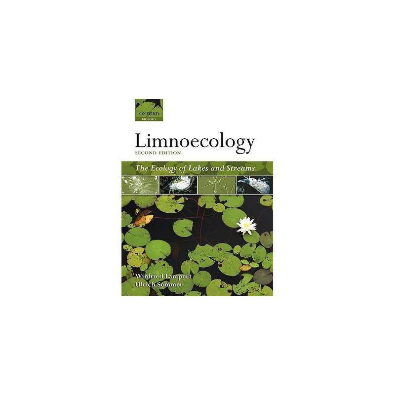 【预订】Limnoecology: The Ecology of Lakes and Streams 美国库房发货,通常付款后3-5周到货!