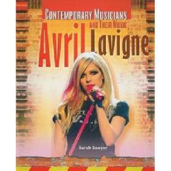 【预订】Avril Lavigne 美国库房发货,通常付款后3-5周到货!