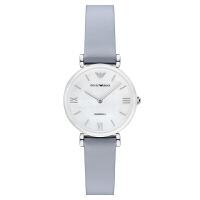 阿玛尼(ARMANI)手表 时尚休闲气质皮带石英女表 AR11039/AR11040/AR11041
