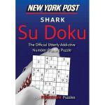 【预订】New York Post Shark Su Doku: 150 Fiendish Puzzles