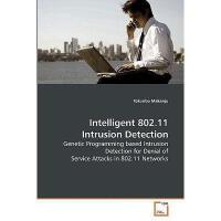 【预订】Intelligent 802.11 Intrusion Detection
