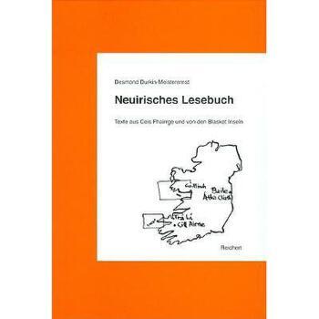 【预订】Neuirisches Lesebuch: Texte Aus Cois Fhairrge Und 美国库房发货,通常付款后3-5周到货!
