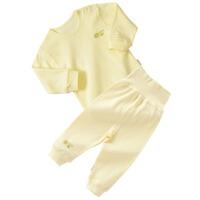 男女童保暖内衣套装高腰护肚宝宝秋衣秋裤婴儿两件套