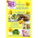 【中商海外直订】The Ultimate Dandelion Cookbook: 148 Recipes for Da