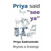"""【预订】Priya Said """"See YA"""""""