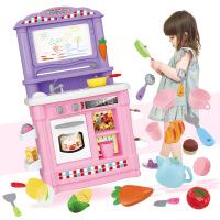 儿童过家家玩具套装3-6岁 过家家厨房玩具 女孩做饭煮饭厨具餐具