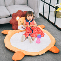 儿童卡通垫子地垫爬行垫地板防摔垫北欧风小号婴儿地毯运动护具榻榻米坐垫