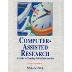 【预订】Computer-Assisted Research, 4th Ed.