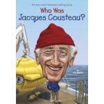 【预订】Who Was Jacques Cousteau?