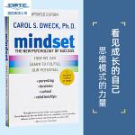【现货】 英文原版 心态致胜:成功的新心理学 Mindset: The New Psychology of Succe