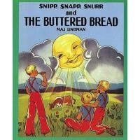 【预订】Snipp, Snapp, Snurr and the Buttered Bread