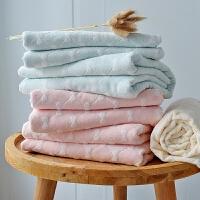 婴儿浴巾盖被沙滩巾浴巾方形长方形吸水透气儿童