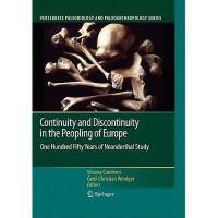 【预订】Continuity and Discontinuity in the Peopling of