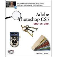 【预订】Adobe Photoshop CS5 One-On-One