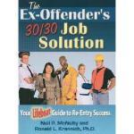 【预订】The Ex-Offender's 30/30 Job Solution: Your Lifeboat