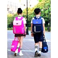 儿童书包小学生书包男女1-3-4-6年级6-12岁双肩新款韩版反光