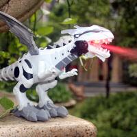 遥控霸王龙会走路的玩具男孩儿童电动恐龙玩具仿真动物模型