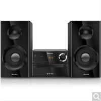 飞利浦 BTD2180家庭音响Hi-Fi蓝牙音响 DVD组合音响音箱 卡拉OK唱歌音响 黑色