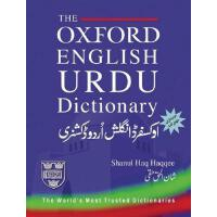 【预订】The Oxford English-Urdu Dictionary