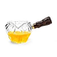 耐热玻璃公道杯大容量透明公杯茶海分茶器功夫茶具零配件