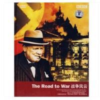 原装正版 BBC经典纪录片 (The Road to War)战争风云--BBC(2DVD)