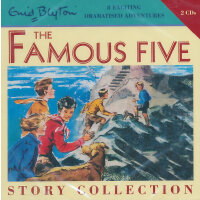 Famous Five Collection CD(3 books in 1)世界第一少年侦探团(第1-3册图书的CD合