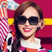 海俪恩墨镜唐嫣同款2016新款偏光太阳镜 可配近视太阳镜开车镜N6312