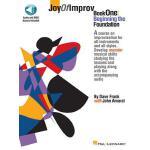 【预订】Joy of Improv, Book 1